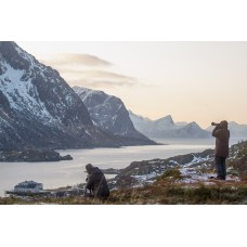 Workshop, vårvinter i Lofoten 2018