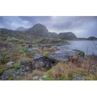 Workshop, bunkrar i Lofoten september 2019 (Slutsåld)