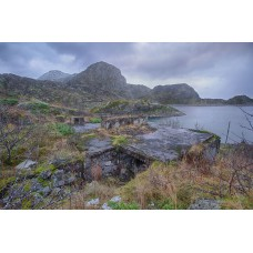 Workshop, bunkrar i Lofoten september 2019 Introduktionspris!